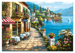 OVERLOOK CAFE - SUNG KIM
