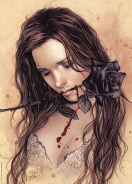 DARK ROSE - V. FRANCES -