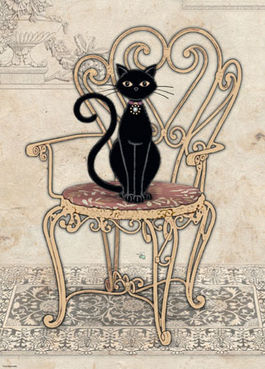 CATS,CHAIR-JANE CROWTHER