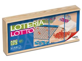 LOTTO TOMBOLA 48 CARTONES