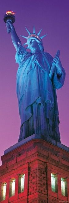 SIGHTS: STATUE OF LIBERTY