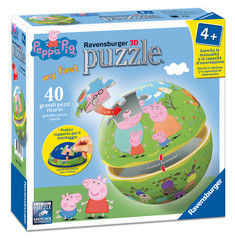 PEPPA PIG-PUZZLE BALL