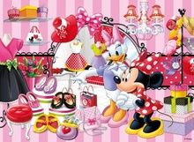 MINNIE EN LA BOUTIQUE
