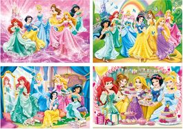 PRINCESAS DISNEY PROGRESIVO