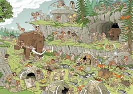 PIECES OF HISTORY: STONE AGE