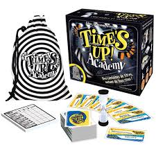 TIMES UP ACADEMY 1 (NEGRO)