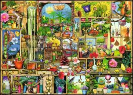 THE GARDENER`S CUPBOARD-COLIN THOMPSON