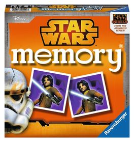MEMORY STAR WARS REBELS