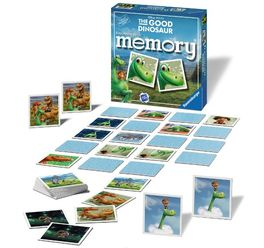 MEMORY THE GOOD DINOSAUR