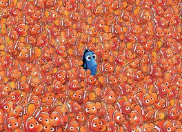 FINDING NEMO IMPOSIBLE