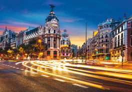GRAN VIA-MADRID