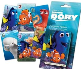 NAIPES INFANTILES FINDING DORY