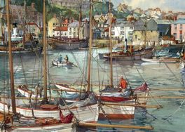 AROUND BRITAIN: ILFRACOMBE HARBOUR