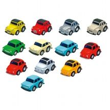 COCHES MINI RACER 3 METAL