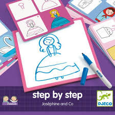 EDULUDO STEP BY STEP:JOSEPHINE & CO