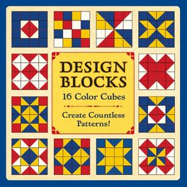 DESIGN BLOCKS: 16 COLOR BLOCK PUZZLE