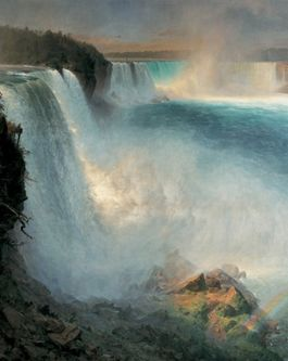 FREDERIC CHURCH: NIAGARA