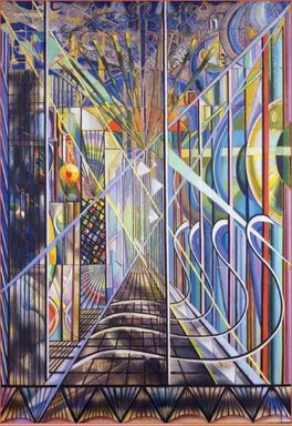 THE VOICE OF THE CITY-JOSEPH STELLA