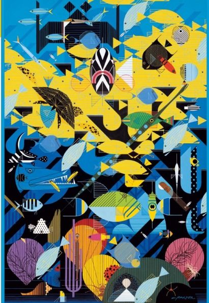 THE CORAL REEF-CHARLEY HARPER