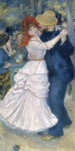 DANCE AT BOUGIVAL-RENOIR