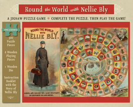 ROUND THE WORLD WITH NELLIE