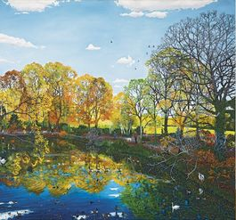 AUTUMN REFLECTIONS-EMMA HAWORTH