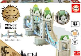 TOWER BRIDGE 3D MONUMENT