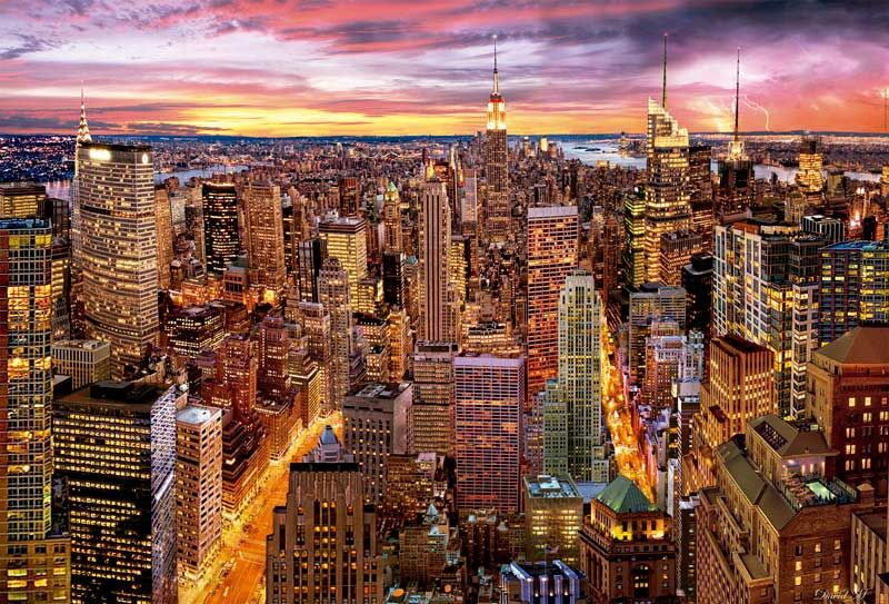 VISTAS DE MANHATTAN