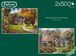WOODLAND COTTAGES