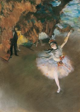 THE STAR-DEGAS