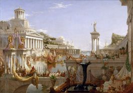 THE COURSE OF EMPIRE: THE CONSUMMATION OF EMPIRE