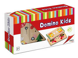 DOMINO ANIMALES FOR KIDS