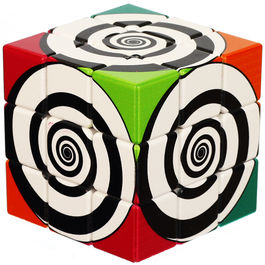 VCUBE: FUNKY SPIRALS