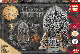 GAME OF THRONES MONUMENT PUZZLE