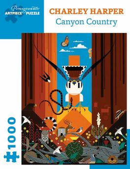 CANYON COUNTRY- CHARLEY HARPER