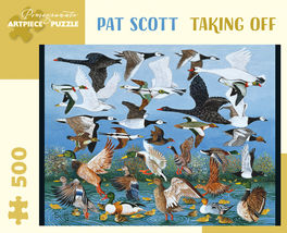 TAKING OFF - PAT SCOTT