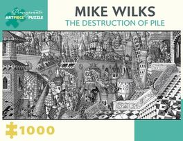 THE DESTRUCTION OF PILE - WILKS