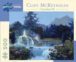 GARDEN #5- CLIFF MC REYNOLDS