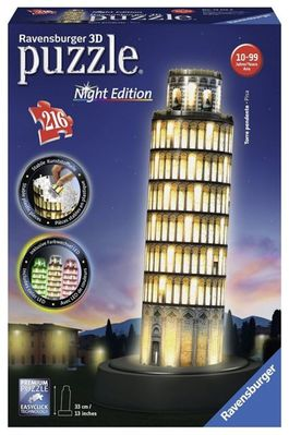 TORRE DE PISA NIGHT EDITION