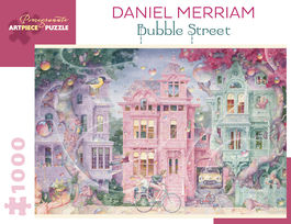 BUBBLE STREET-DANIEL MERRIAM