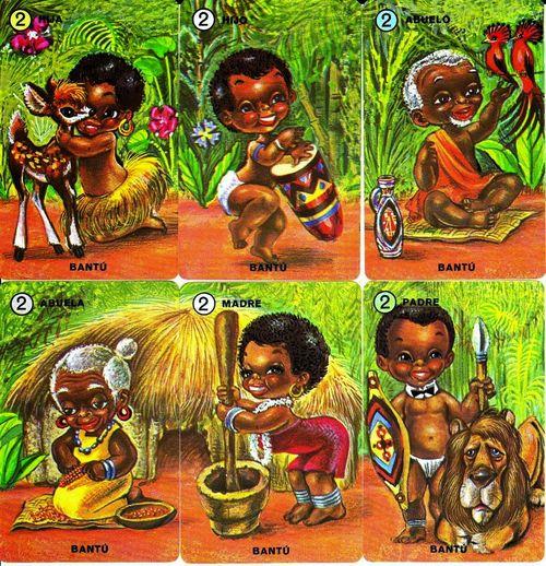 Cartas Infantiles 7 Familias Web Don Juego