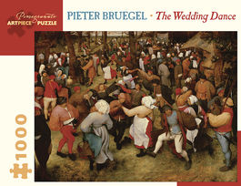 THE WEDDING DANCE - PIETER BRUEGEL