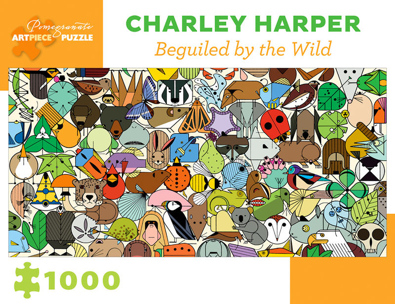 BEGUILED BY THE WILD - CHARLEY HARPER