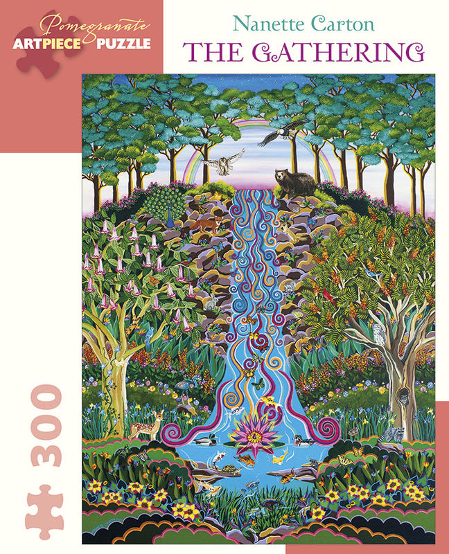 THE GATHERING- NANETTE CARTON