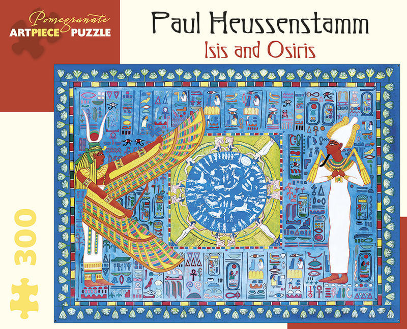 ISIS AND OSIRIS - PAUL HEUSSENSTAMM