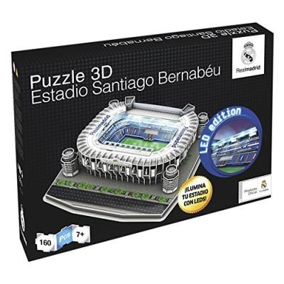 SANTIAGO BERNABEU LED EDITION