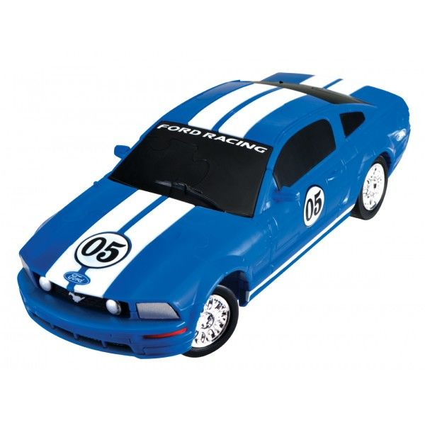 FORD MUSTANG FR500C AZUL
