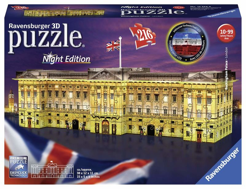 BUCKINGHAM PALACE - NIGHT EDITION