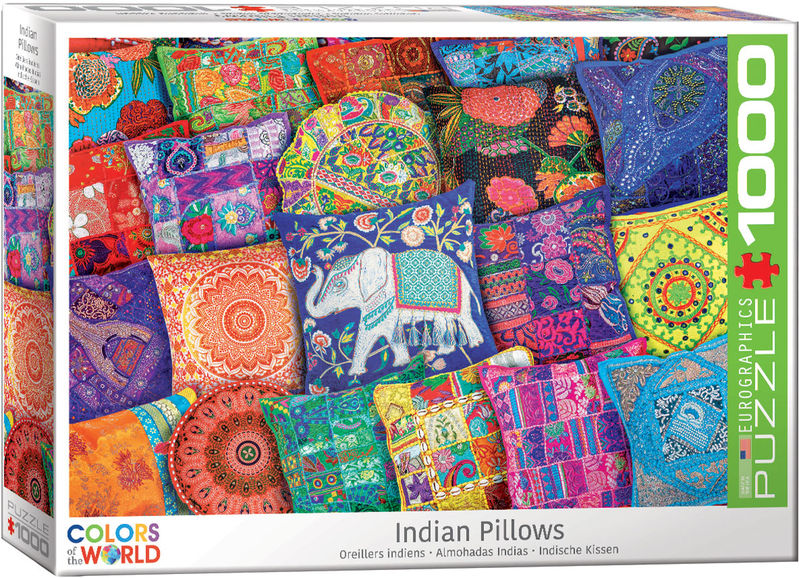 INDIAN PILLOWS
