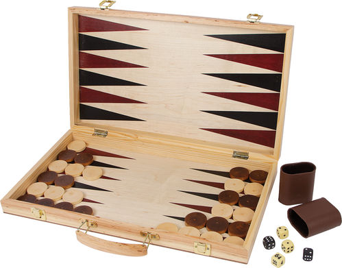 MALETIN AJEDREZ - BACKGAMMON